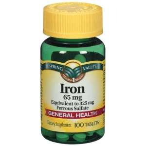 Iron supplements 06