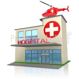 english hospitals