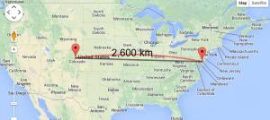 Spina bifida - Colorado to Delaware
