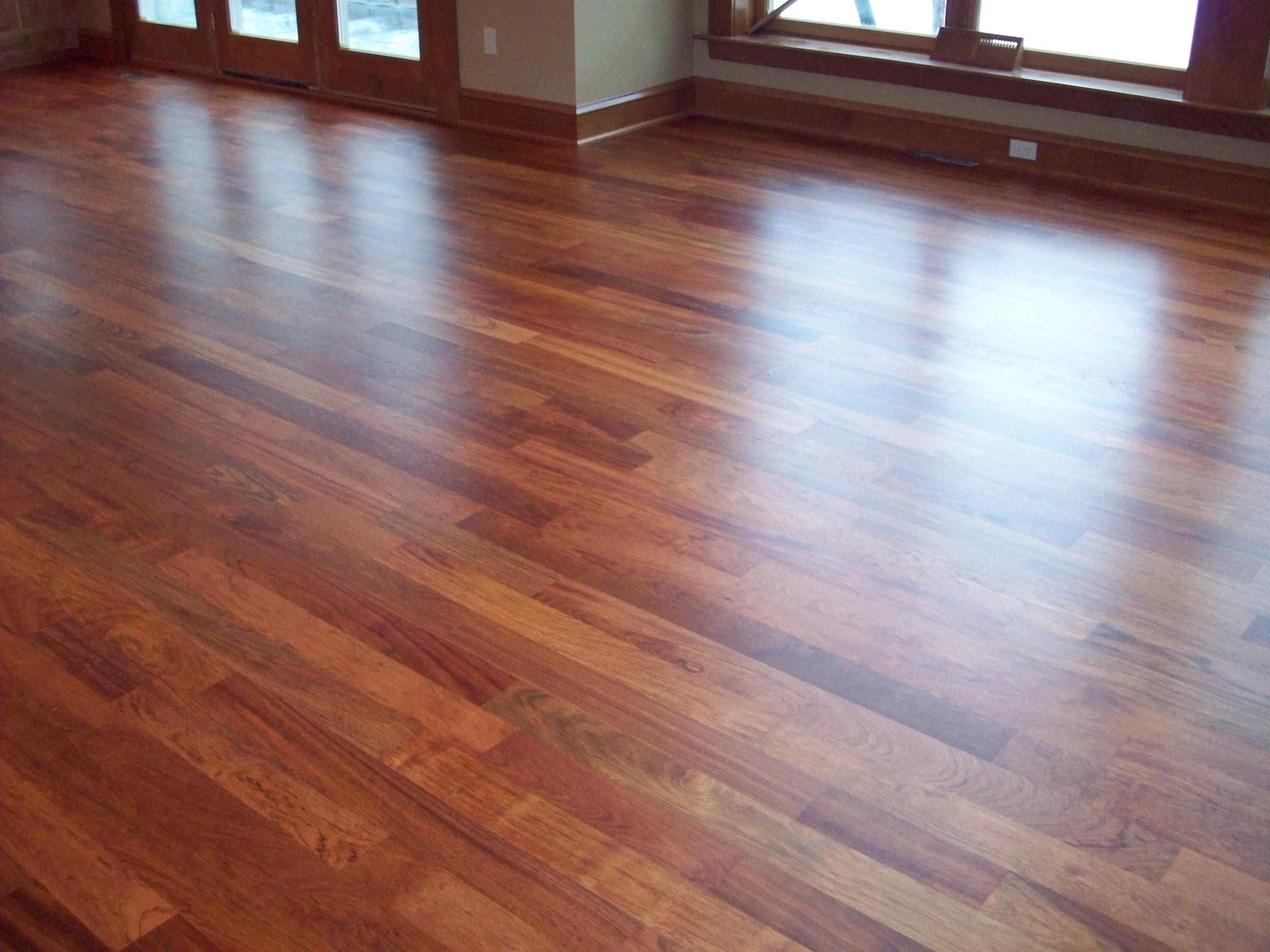 Home for Wood flooring choices