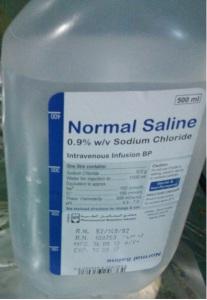 normal-saline