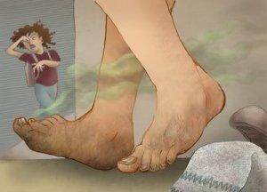 Smelly Feet 02