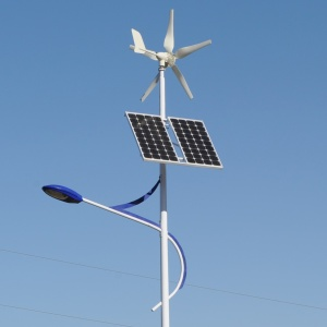 wind solar hybrid street light 01