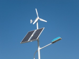 wind solar hybrid street light 02