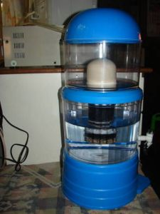Atmospheric water generator 3
