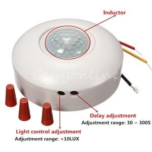 PIR Occupancy Sensor (1)