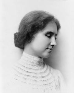 Helen Adams Keller 1