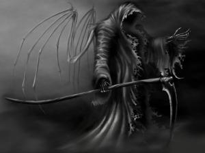 death-angile