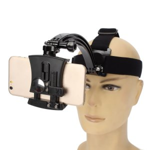 adjustable-head-strap-phone-holder